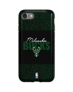 Milwaukee Bucks Elephant Print iPhone SE Pro Case