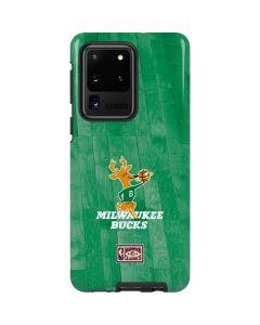 Milwaukee Bucks Hardwood Classics Galaxy S20 Ultra 5G Pro Case