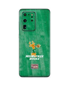 Milwaukee Bucks Hardwood Classics Galaxy S20 Ultra 5G Skin