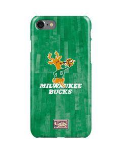 Milwaukee Bucks Hardwood Classics iPhone SE Lite Case
