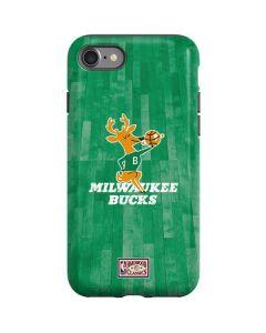 Milwaukee Bucks Hardwood Classics iPhone SE Pro Case