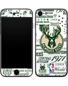 Milwaukee Bucks Historic Blast New iPhone SE Skin