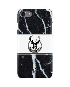Milwaukee Bucks Marble iPhone SE Lite Case