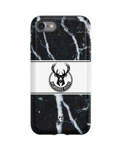 Milwaukee Bucks Marble iPhone SE Pro Case
