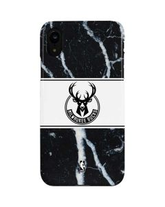 Milwaukee Bucks Marble iPhone XR Lite Case