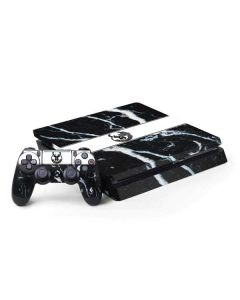 Milwaukee Bucks Marble PS4 Slim Bundle Skin