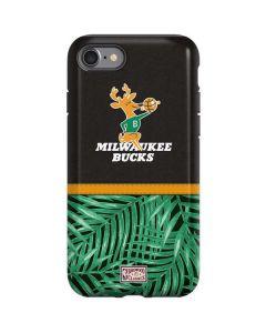 Milwaukee Bucks Retro Palms iPhone SE Pro Case