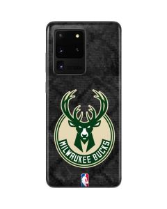Milwaukee Bucks Rusted Dark Galaxy S20 Ultra 5G Skin