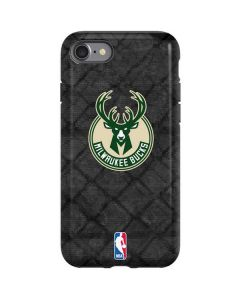 Milwaukee Bucks Rusted Dark iPhone SE Pro Case