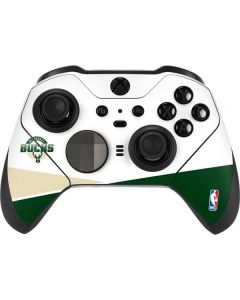 Milwaukee Bucks Split Xbox Elite Wireless Controller Series 2 Skin