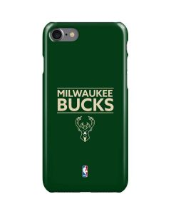 Milwaukee Bucks Standard - Green iPhone SE Lite Case