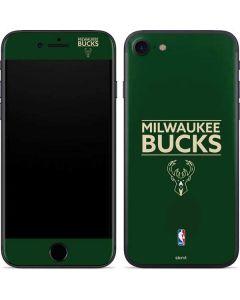 Milwaukee Bucks Standard - Green iPhone SE Skin