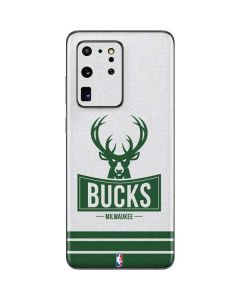Milwaukee Bucks Static Galaxy S20 Ultra 5G Skin