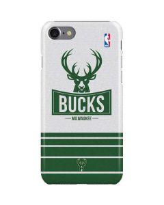 Milwaukee Bucks Static iPhone SE Lite Case