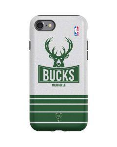 Milwaukee Bucks Static iPhone SE Pro Case