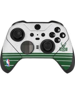 Milwaukee Bucks Static Xbox Elite Wireless Controller Series 2 Skin