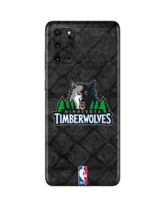 Minnesota Timberwolves Dark Rust Galaxy S20 Plus Skin