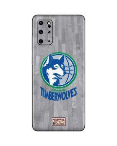 Minnesota Timberwolves Hardwood Classics Galaxy S20 Plus Skin