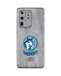 Minnesota Timberwolves Hardwood Classics Galaxy S20 Ultra 5G Skin