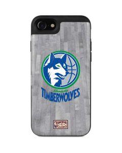 Minnesota Timberwolves Hardwood Classics iPhone SE Wallet Case