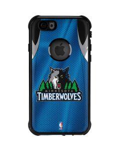 Minnesota Timberwolves Jersey iPhone 6/6s Waterproof Case