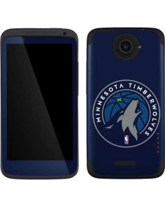 Minnesota Timberwolves Large Logo One X Skin