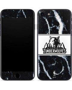 Minnesota Timberwolves Marble iPhone SE Skin