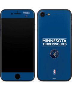 Minnesota Timberwolves Standard - Blue iPhone SE Skin