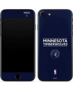 Minnesota Timberwolves Standard - Navy Blue iPhone SE Skin
