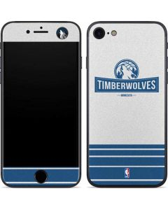 Minnesota Timberwolves Static iPhone SE Skin