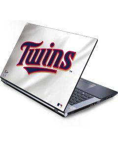 Minnesota Twins Home Jersey Generic Laptop Skin
