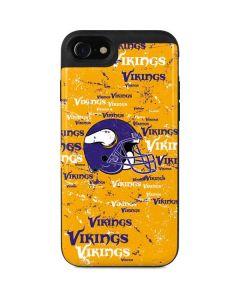 Minnesota Vikings - Blast iPhone SE Wallet Case