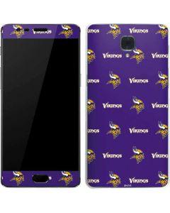 Minnesota Vikings Blitz Series OnePlus 3 Skin
