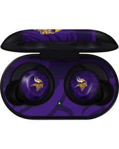Minnesota Vikings Double Vision Galaxy Buds Skin