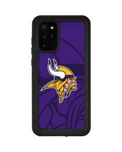 Minnesota Vikings Double Vision Galaxy S20 Plus Waterproof Case
