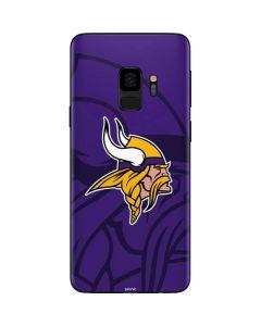 Minnesota Vikings Double Vision Galaxy S9 Skin