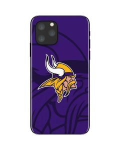 Minnesota Vikings Double Vision iPhone 11 Pro Skin