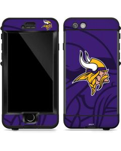 Minnesota Vikings Double Vision LifeProof Nuud iPhone Skin