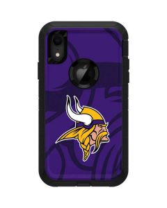 Minnesota Vikings Double Vision Otterbox Defender iPhone Skin