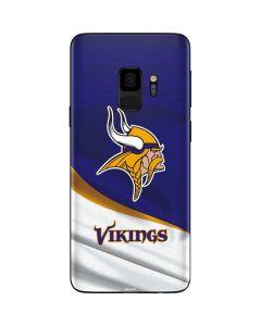 Minnesota Vikings Galaxy S9 Skin