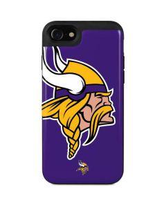 Minnesota Vikings Large Logo iPhone SE Wallet Case