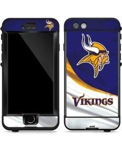 Minnesota Vikings LifeProof Nuud iPhone Skin