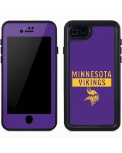 Minnesota Vikings Purple Performance Series iPhone 8 Waterproof Case