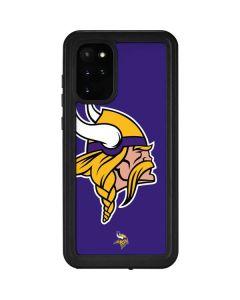 Minnesota Vikings Retro Logo Galaxy S20 Plus Waterproof Case
