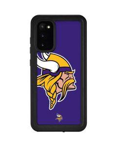 Minnesota Vikings Retro Logo Galaxy S20 Waterproof Case