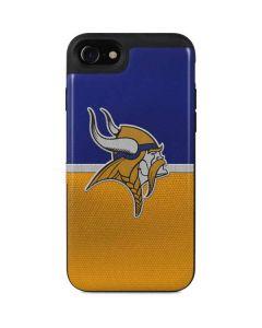 Minnesota Vikings Vintage iPhone SE Wallet Case