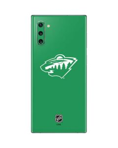 Minnesota Wild Color Pop Galaxy Note 10 Skin