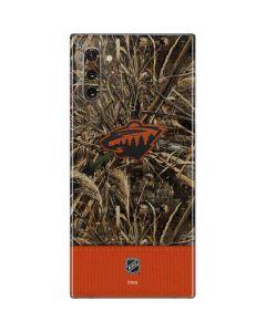 Minnesota Wild Realtree Max-5 Camo Galaxy Note 10 Skin