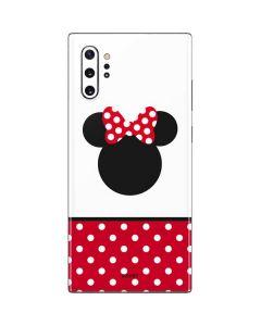 Minnie Mouse Symbol Galaxy Note 10 Plus Skin