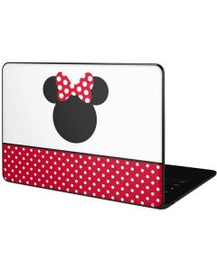 Minnie Mouse Symbol Google Pixelbook Go Skin